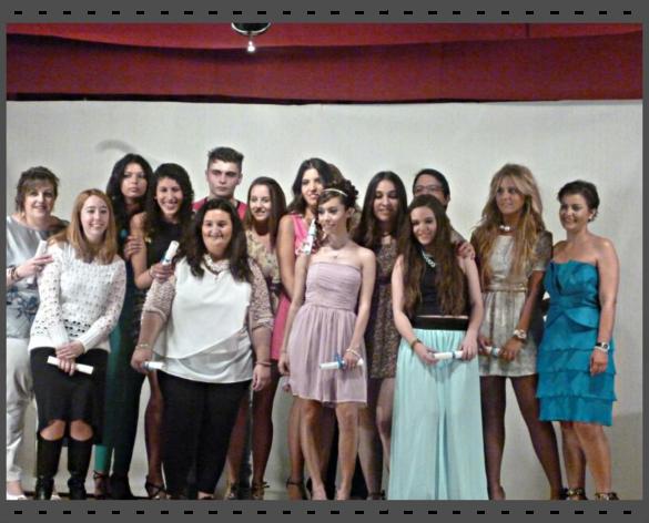 20-JUNIO-2014- Graduaciòn de PALOMA MARIA VELASCO PAZOS.-